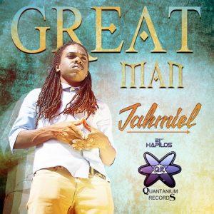 JAHMIEL GREAT MAN ARTWORK